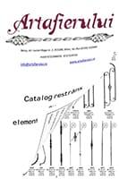 2007 Catalog ArtaFierului