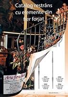 2008 Catalog ArtaFierului