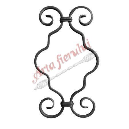 fier forjat - Ornament aplicabil