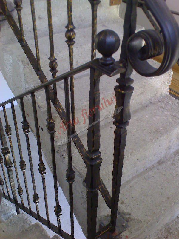 Ornament pentru balustrada