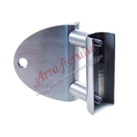 fier forjat - Element de fixare pentru colt deschis din inox